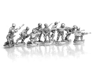MLR Guards Rifle Squad spring 45