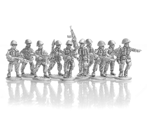 EGA Egyptian Assault Troops advancing