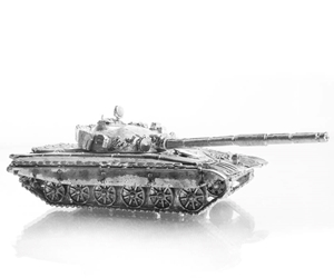 MVR T-72 Main Battle Tank